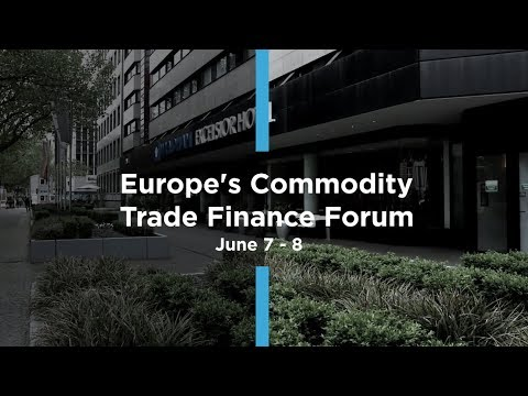 Global Commodity Trade Finance Forum