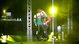 120615 SHINee @ Boyz Nite Out - Sherlock (Ontae focused) [HD]