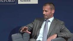 Aleksander Čeferin: Rebuilding the reputation of international football