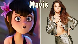 Hotel Transylvania 3 ★ Actors Behind The Voices