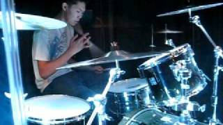 The Way - Jeremy Camp (Drum Cover)