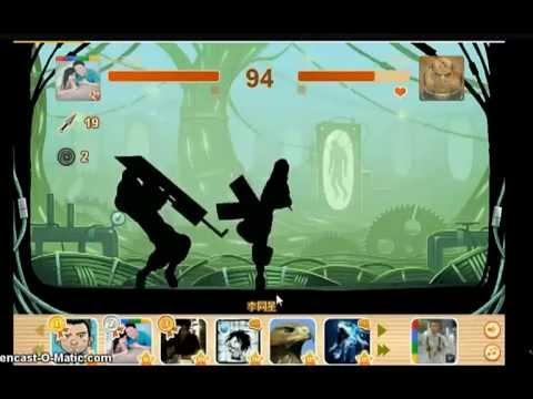 Shadow Fight Titan Boss Fight Ktb Youtube
