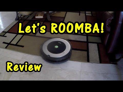 IROBOT ROOMBA 690 VACUUM CLEANER (REVIEW) | WiFi App
