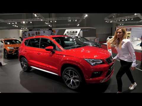 SEAT Highlights: Vienna Autoshow 2018