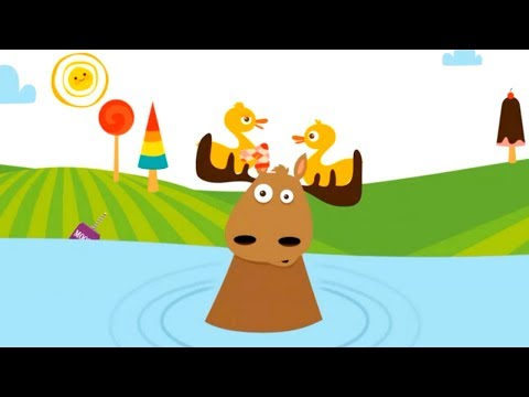 PEEK-A-ZOO GAME APP WITH ANIMALS  EMOTIONS ACTIONS IN AN AWARD-WINNING INTERACTIVE APP FOR AGES 2-5