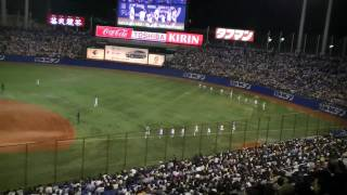 "09/09/20""We Are The Swallows""performed by swallows wings in the 5th inning@JIngu Stadium vs Giants"