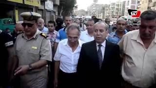 جنازة مهيبة للشاعر فاروق شوشة يتقدمها محافظ دمياط