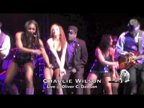 Charlie Wilson Live @Oliver C. Dawson Stadium