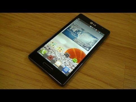 Videoreview LG Optimus L9 [HD][ESPAÑOL]