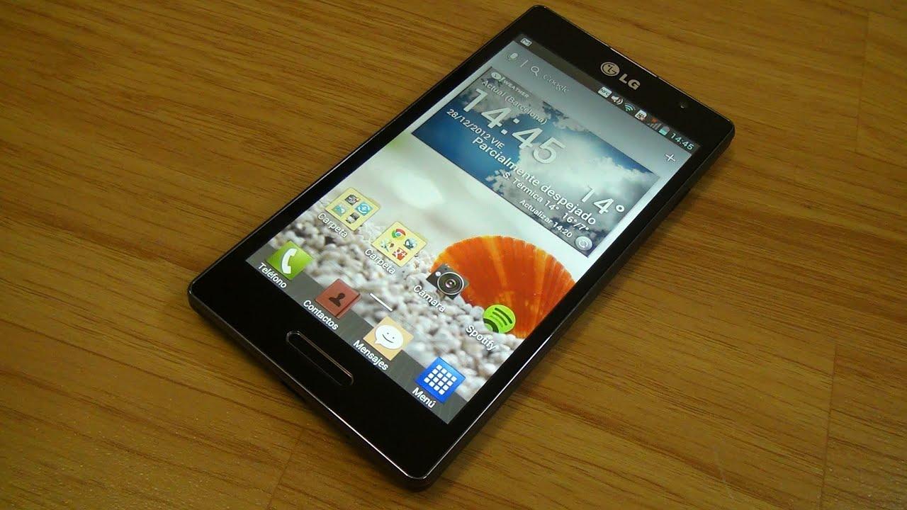 HTC EVO 3D vs. LG Optimus 3D - YouTube