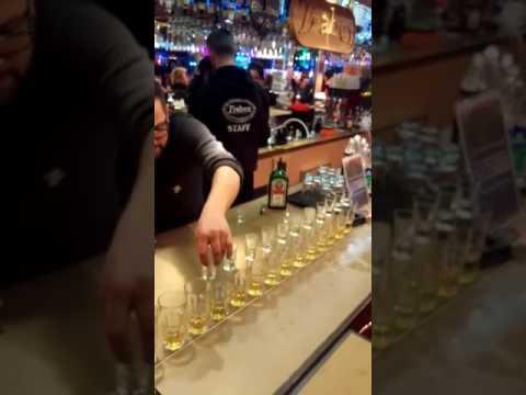 Best bar tender tricks