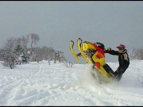 2015 Ski Doo MXZ XRS 800