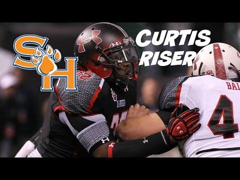 LT/LG ||Curtis Riser || SHSU|| 2016 HIGHLIGHTS