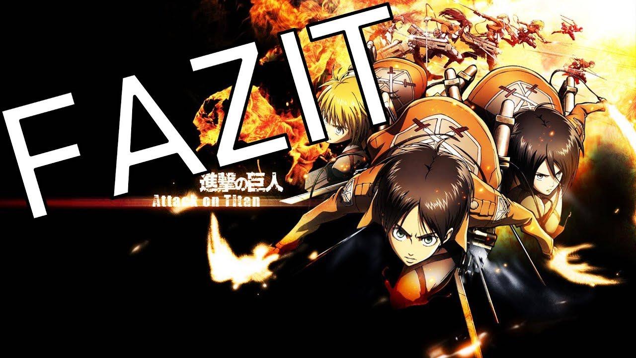 Attack On Titan Staffel 1 Deutsch Stream