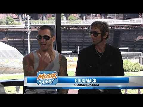 Interview with Godsmack's Sully Erna & Shannon Larkin