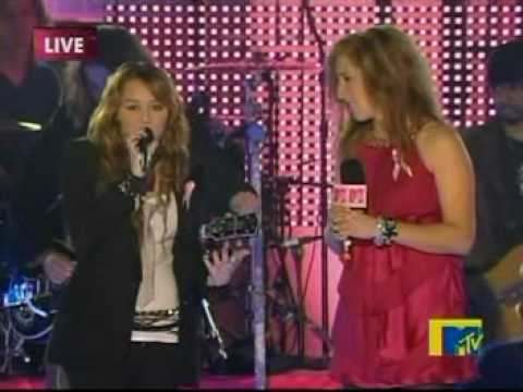 A Miley-Sized Surprise New Years Eve 2009-7 Things[HQ]