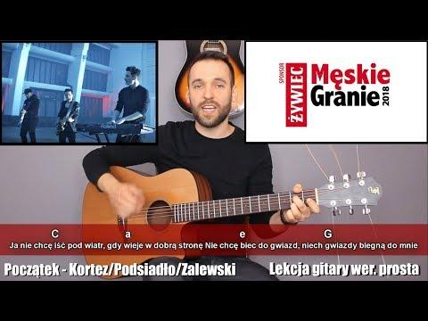 Męskie Granie Orkiestra 2018 (Kortez, Podsiadło, Zalewski) – Początek #Gig (wersja prosta)