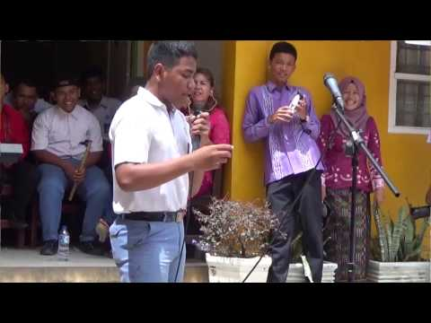 Stand Up Comedy By SOSA In Perpisahan Guru