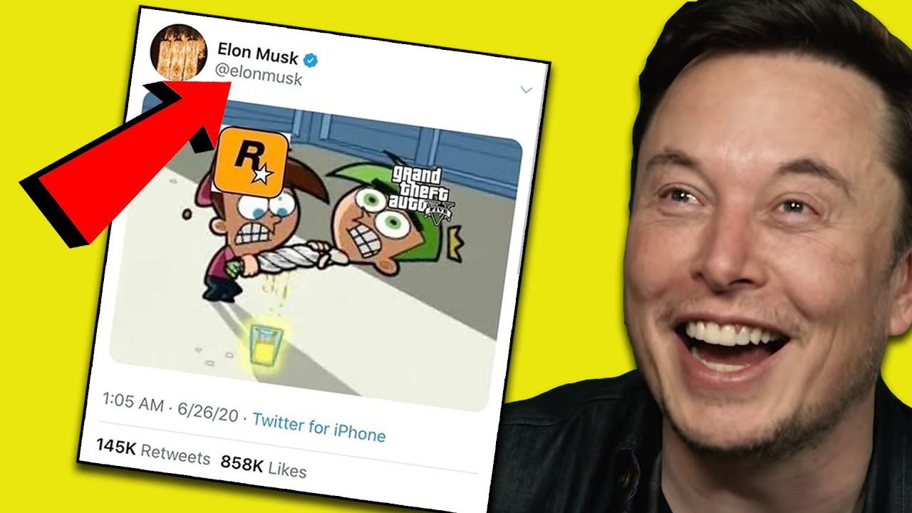 Even Elon Musk is Making Fun of GTA 5... | GTA Meme Review ...