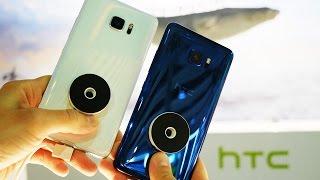 Обзор большого смартфона HTC U Ultra