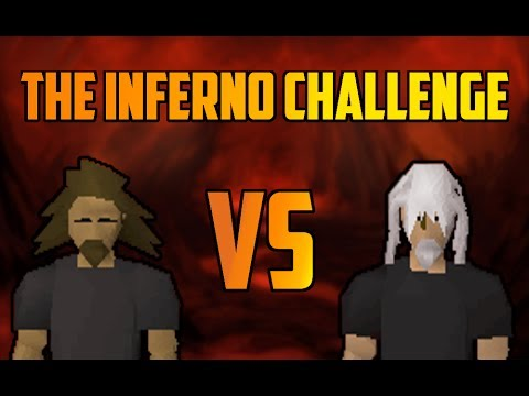 OSRS Challenges: Inferno Challenge - Runescape 2007