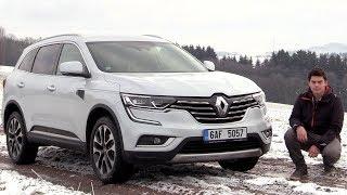 Test Renault Koleos 2,0 dCi 4x4 | Elegantní a schopné SUV