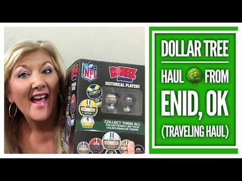 Dollar Tree Haul 🌳 From Enid, OK (Traveling Haul)