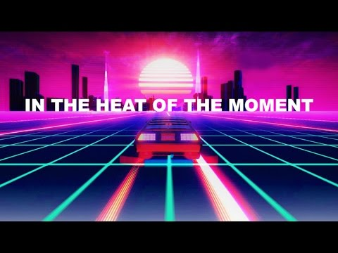Hotel Flamingo - Tongue Tied (In The Heat Of The Moment) Lyric Video | Extended [HD]