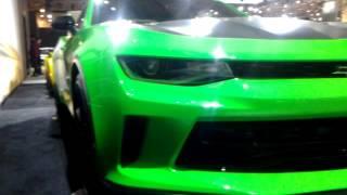2017 chevy camaro zr1 and chevy corvette zr1