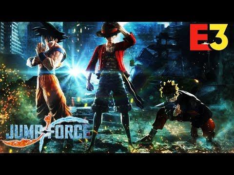 Jump Force, Bethesda, Fortnite Switch | Las últimas noticias sobre Videojuegos