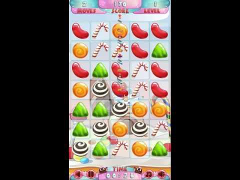 Smash Candy Match 3 Free Games