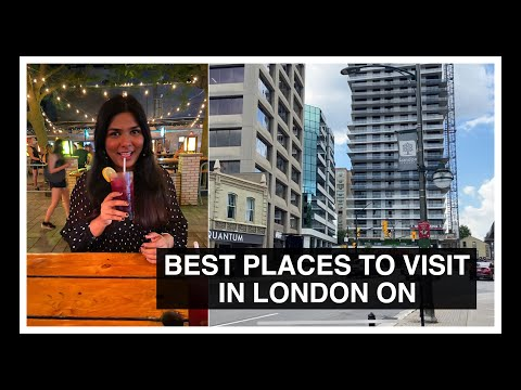 Best Places To Visit In LONDON Ontario | Fanshawe | Western