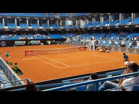 Atp Tour Istanbul Open 2017 Milos Raonic vs Aljaz Bedene part 1