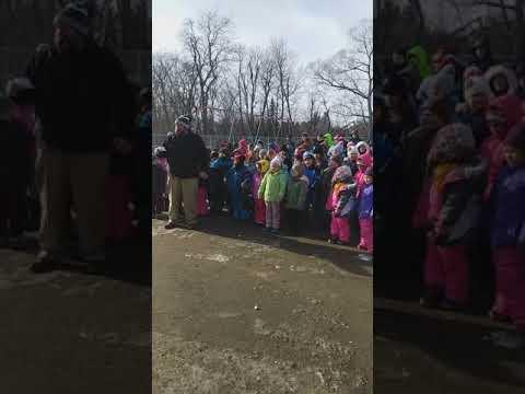 Carrabec Community School - WinterKids Winter Games 2019