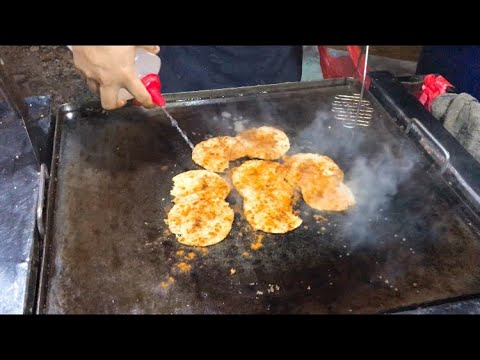 """Local Malaysia Food - """"Trouble Burger"""" in TOKTEH BURGER"""