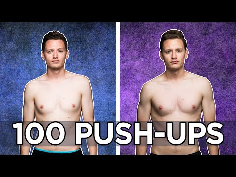 Thumbnail: We Did 100 Push-Ups Every Day For 30 Days