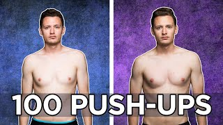 Download We Did 100 Push-Ups Every Day For 30 Days Mp3 and Videos