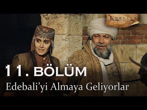 Moğollar, Edebali'yi almaya geliyor - Kuruluş Osman 11. Bölüm