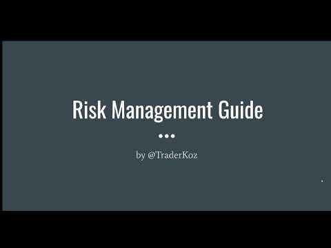 A Crypto Trader's Guide to Risk Management