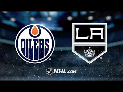 Edmonton Oilers vs Los Angeles Kings | Nov.25, 2018 | Game Highlights | NHL 2018/19 | Обзор Матча