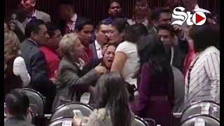 Video Suspenden sesión por asesinato de hija de diputada de Morena download MP3, 3GP, MP4, WEBM, AVI, FLV November 2018