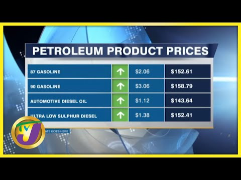 Jamaica's Gas Prices Reaching Record High | TVJ Business Day