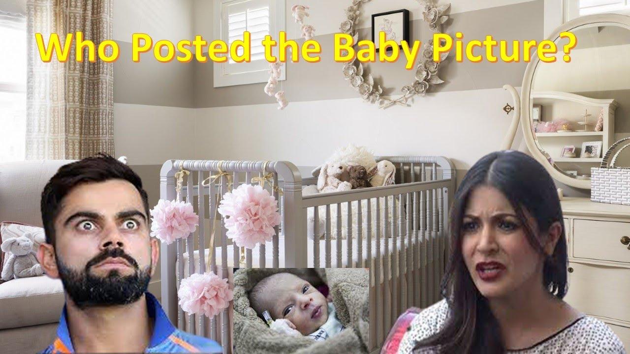 Virat Kohli Baby Photos - Virat Kohli Daughter - Virat Kohli Baby - Virat And Anushka Baby - #Shorts - YouTube