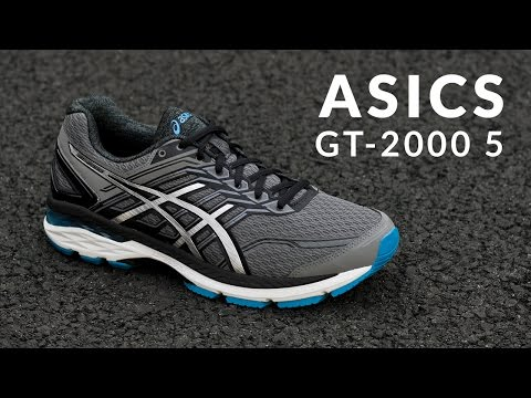 90243f1a Running Shoe Overview: ASICS GT-2000 5 - YouTube