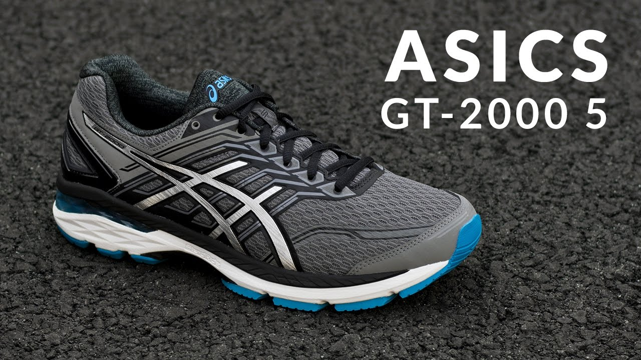 Running Shoe Overview: ASICS GT-2000 5