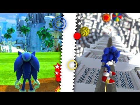 Sonic Generations : White World Effect  