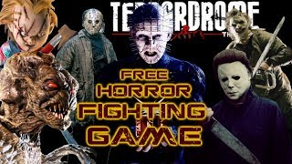 Horror Fighting Game | Terrordrome: Rise of the Boogeymen | Power Metal Gamer