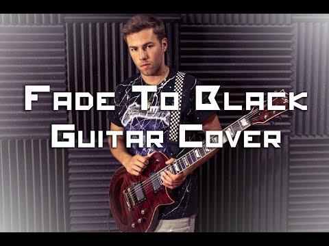 Fade to Black  Metallica Guitar   Jarrod Bolon