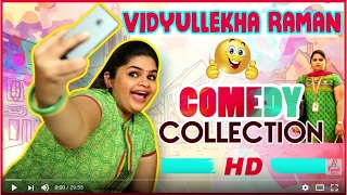 Vidyullekha Raman Comedy Scenes   Ajith   Sivakarthikeyan   Arya   Santhanam   Tamanna