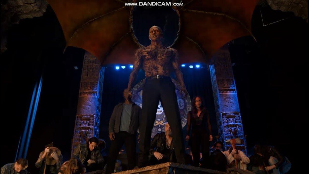 Download Lucifer ordena a todos los demonios que se vayan al infierno || Lucifer Temporada 4 (Español Latino)